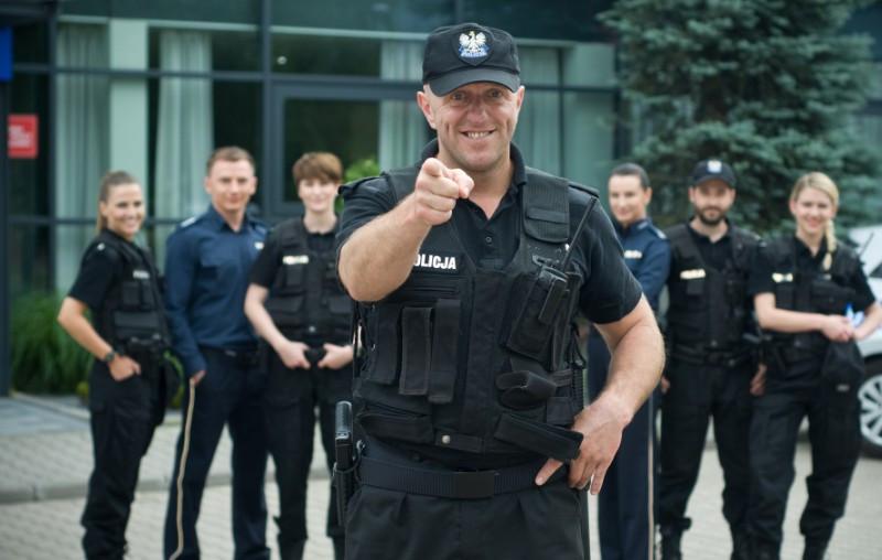 Wiek w rekrutacji do Policji - czy istnieje górna granica?