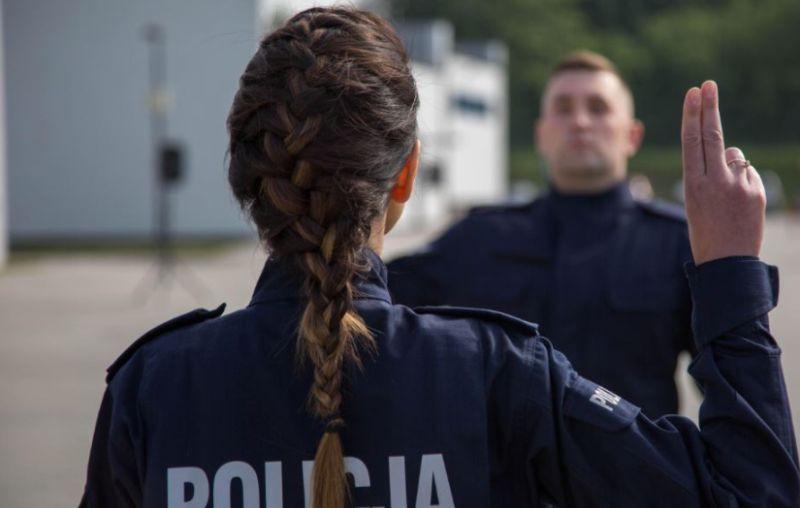 Kobiety w Policji - Zawód: Policjantka